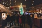 Ar krāšņiem koncertiem, Ziemassvētku vecīti, ponija izjādēm, karuseli, aitu un trušu aploku, meistarklasēm un skaistām dāvanām aizvadīts skaists mēnes 46