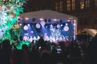 Ar krāšņiem koncertiem, Ziemassvētku vecīti, ponija izjādēm, karuseli, aitu un trušu aploku, meistarklasēm un skaistām dāvanām aizvadīts skaists mēnes 47