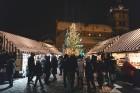 Ar krāšņiem koncertiem, Ziemassvētku vecīti, ponija izjādēm, karuseli, aitu un trušu aploku, meistarklasēm un skaistām dāvanām aizvadīts skaists mēnes 55