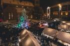 Ar krāšņiem koncertiem, Ziemassvētku vecīti, ponija izjādēm, karuseli, aitu un trušu aploku, meistarklasēm un skaistām dāvanām aizvadīts skaists mēnes 56