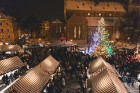 Ar krāšņiem koncertiem, Ziemassvētku vecīti, ponija izjādēm, karuseli, aitu un trušu aploku, meistarklasēm un skaistām dāvanām aizvadīts skaists mēnes 58