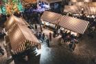 Ar krāšņiem koncertiem, Ziemassvētku vecīti, ponija izjādēm, karuseli, aitu un trušu aploku, meistarklasēm un skaistām dāvanām aizvadīts skaists mēnes 63