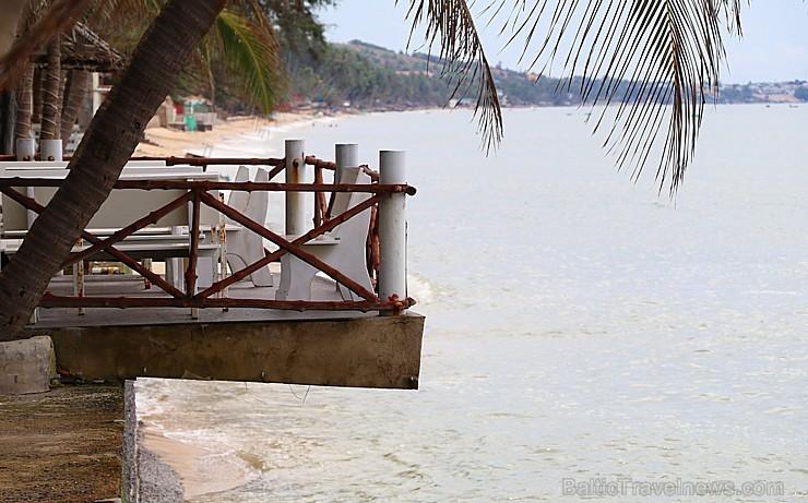 Travelnews.lv klātienē iepazīst pludmales viesnīcu «Tien Dat Resort & Spa». Sadarbībā ar 365 brīvdienas un Turkish Airlines