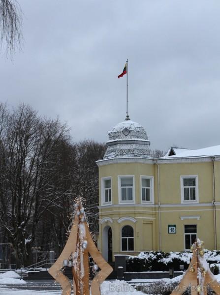 Lietuvas pilsētā Druskininkos paveikts liels darbs, lai ceļotājam izdotos daudzveidīga atpūta gan ziemā, gan vasarā, bet akvaparks un sniega arēna šei