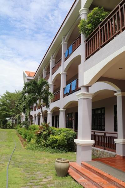 Travelnews.lv iepazīst Vjetnamas pludmales viesnīcu «Muine de Century Resort & Spa» kopā ar 365 brīvdienas un Turkish Airlines