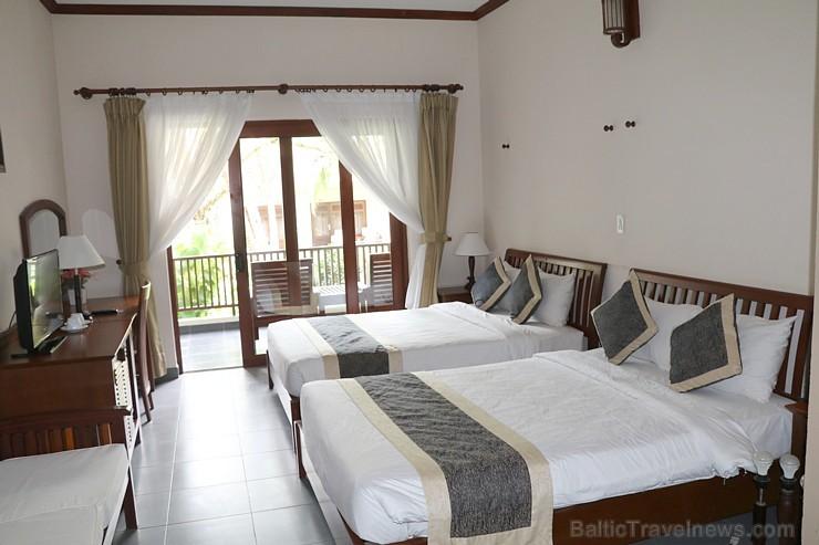 Vjetnamas pludmales viesnīcas «Canary Beach Resort» un «Terracotta Resort» kopā ar 365 brīvdienas un Turkish Airlines