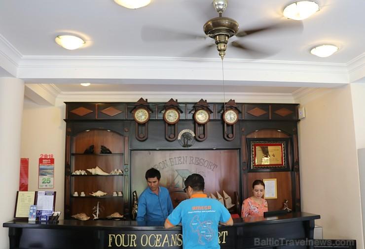 Travelnews.lv iepazīst pludmales viesnīcu «Four Oceans (Bon Bien) Resort Muine» kopā ar 365 brīvdienas un Turkish Airlines