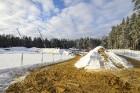 Mežaparka Lielās estrādes jaunās skatuves uzbūve notiks divās daļās - līdz 2020. gadam pirms XII Latvijas skolu jaunatnes dziesmu un deju svētkiem un  4