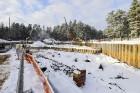 Mežaparka Lielās estrādes jaunās skatuves uzbūve notiks divās daļās - līdz 2020. gadam pirms XII Latvijas skolu jaunatnes dziesmu un deju svētkiem un  5