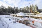 Mežaparka Lielās estrādes jaunās skatuves uzbūve notiks divās daļās - līdz 2020. gadam pirms XII Latvijas skolu jaunatnes dziesmu un deju svētkiem un  10