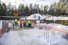 Mežaparka Lielās estrādes jaunās skatuves uzbūve notiks divās daļās - līdz 2020. gadam pirms XII Latvijas skolu jaunatnes dziesmu un deju svētkiem un  12