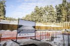 Mežaparka Lielās estrādes jaunās skatuves uzbūve notiks divās daļās - līdz 2020. gadam pirms XII Latvijas skolu jaunatnes dziesmu un deju svētkiem un  13