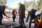 Mežaparka Lielās estrādes jaunās skatuves uzbūve notiks divās daļās - līdz 2020. gadam pirms XII Latvijas skolu jaunatnes dziesmu un deju svētkiem un  20