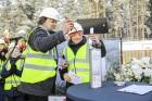 Mežaparka Lielās estrādes jaunās skatuves uzbūve notiks divās daļās - līdz 2020. gadam pirms XII Latvijas skolu jaunatnes dziesmu un deju svētkiem un  24