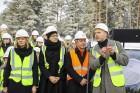 Mežaparka Lielās estrādes jaunās skatuves uzbūve notiks divās daļās - līdz 2020. gadam pirms XII Latvijas skolu jaunatnes dziesmu un deju svētkiem un  29