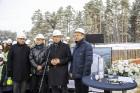 Mežaparka Lielās estrādes jaunās skatuves uzbūve notiks divās daļās - līdz 2020. gadam pirms XII Latvijas skolu jaunatnes dziesmu un deju svētkiem un  34
