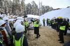 Mežaparka Lielās estrādes jaunās skatuves uzbūve notiks divās daļās - līdz 2020. gadam pirms XII Latvijas skolu jaunatnes dziesmu un deju svētkiem un  37