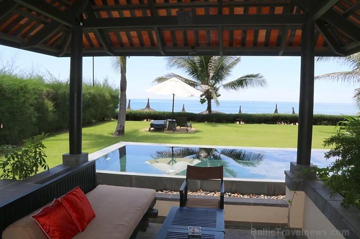 Travelnews.lv iepazīst Vjetnamas pludmales viesnīcu «Anantara Mui Ne Resort» kopā ar 365 brīvdienas un Turkish Airlines