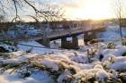 Valmiera mirdz un vilina ceļtājus visos gadalaikos, bet šobrīd tā jo īpaši vilina gan kultūras dzīves baudītājus, gan aktīvo ziemas prieku mīļotājus. 1