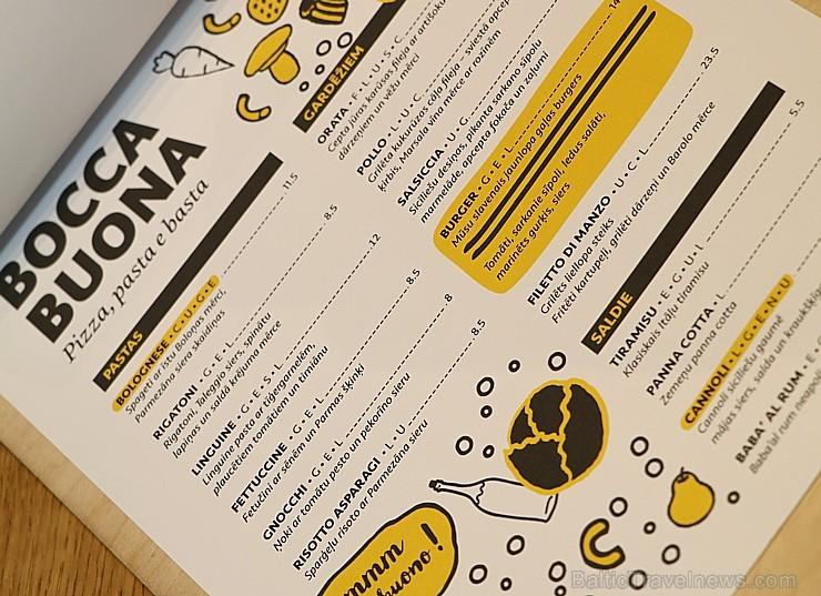 Travelnews.lv pusdieno «Park Inn by Radisson Riga Valdemara» restorānā «Bocca buona»