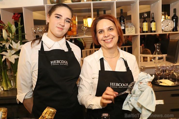 Ādažos 7.02.2019 ar lielisku ballīti tiek atvērts jauns restorāns «Hercogs Adaži»