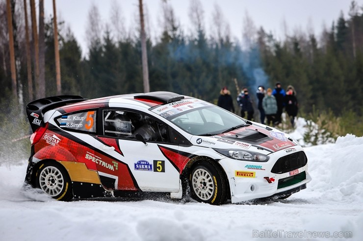 Leģendārajam ziemas rallijam «Sarma 2019» pieteicās deviņdesmit astoņas ekipāžas, kuru sportisti pārstāvēja trīspadsmit valstis, ieskaitot pat tādas k
