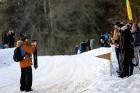 Leģendārajam ziemas rallijam «Sarma 2019» pieteicās deviņdesmit astoņas ekipāžas, kuru sportisti pārstāvēja trīspadsmit valstis, ieskaitot pat tādas k 55