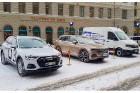 Viesnīcā «Grand Hotel Kempinski Riga»  pie pusdienu galda prezentējas uzņēmums «Moller Baltic Import» 1