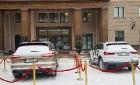 Viesnīcā «Grand Hotel Kempinski Riga»  pie pusdienu galda prezentējas uzņēmums «Moller Baltic Import» 5
