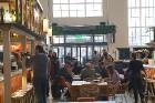 Kopš sestdienas (9.02.2019) oficiāli ir atvēries pirmais iekštelpu gastronomijas tirgus Latvijā «Centrālais Gastro Tirgus» 5