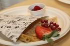 Kopš sestdienas (9.02.2019) oficiāli ir atvēries pirmais iekštelpu gastronomijas tirgus Latvijā «Centrālais Gastro Tirgus» 50