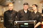 Kopš sestdienas (9.02.2019) oficiāli ir atvēries pirmais iekštelpu gastronomijas tirgus Latvijā «Centrālais Gastro Tirgus» 65
