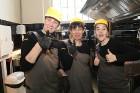Kopš sestdienas (9.02.2019) oficiāli ir atvēries pirmais iekštelpu gastronomijas tirgus Latvijā «Centrālais Gastro Tirgus» 69