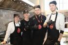 Kopš sestdienas (9.02.2019) oficiāli ir atvēries pirmais iekštelpu gastronomijas tirgus Latvijā «Centrālais Gastro Tirgus» 70