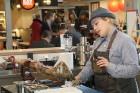 Kopš sestdienas (9.02.2019) oficiāli ir atvēries pirmais iekštelpu gastronomijas tirgus Latvijā «Centrālais Gastro Tirgus» 84
