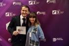 Daugavpils kā tikšanās vieta sevi ir vairāk nekā attaisnojusi, bet publikas siltā «Muzikālās Bankas 2018» dalībnieku uzņemšana radījusi īstenu svētku  43