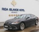 Travelnews.lv apceļo Pierīgu ar jauno priekšpiedziņas «Lexus ES 300h Luxury» 8