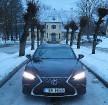 Travelnews.lv apceļo Pierīgu ar jauno priekšpiedziņas «Lexus ES 300h Luxury» 49