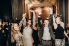 Viesnīcā «Grand Hotel Kempinski Riga» norisinās unikāls pasākums «Fake Wedding by Heaven 67» 15