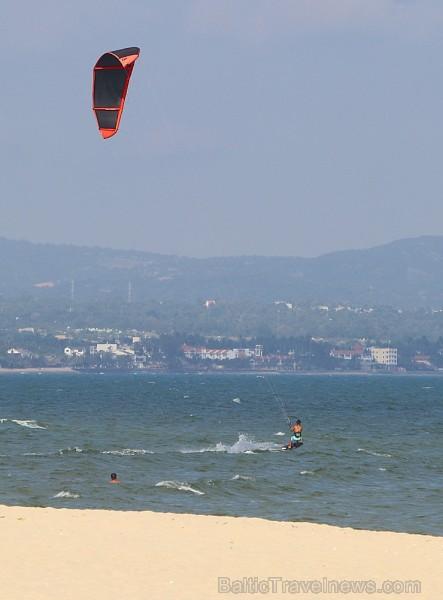 Travelnews.lv iepazīst Vjetnamas pludmales viesnīcas «Seahorse Resort & Spa» kopā ar 365 brīvdienas un Turkish Airlines