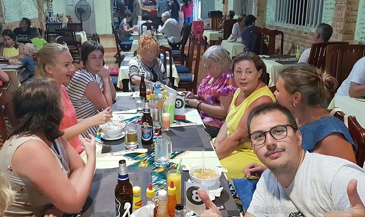 Travelnews.lv Vjetnamā iepazīst Muine pludmales galvenās ielas dzīvi kopā ar 365 brīvdienas un Turkish Airlines