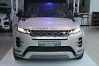 Latvijā pirmo reizi 19.02.2019 tiek prezentēts otrās paaudzes «Range Rover Evoque» 6