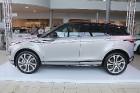Latvijā pirmo reizi 19.02.2019 tiek prezentēts otrās paaudzes «Range Rover Evoque» 7