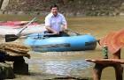 Travelnews.lv Vjetnamā apmeklē Prennas ūdenskritumu ceļā no Muine uz Dalatu. Atbalsta: 365 brīvdienas un Turkish Airlines 14