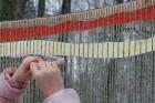 Rembates parkā pie Lielvārdes novada Kultūras centra jau otro gadu tika svinēti Meteņi, lai kopā ieskandinātu pavasari 6