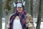 Rembates parkā pie Lielvārdes novada Kultūras centra jau otro gadu tika svinēti Meteņi, lai kopā ieskandinātu pavasari 10