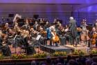 Ar grandiozu Liepājas Simfoniskā orķestra un pasaulslavenā čellista Miša Maiska koncertu atklāts 27. Liepājas Starptautiskais zvaigžņu festivāls 3