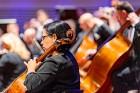 Ar grandiozu Liepājas Simfoniskā orķestra un pasaulslavenā čellista Miša Maiska koncertu atklāts 27. Liepājas Starptautiskais zvaigžņu festivāls 13