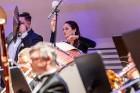 Ar grandiozu Liepājas Simfoniskā orķestra un pasaulslavenā čellista Miša Maiska koncertu atklāts 27. Liepājas Starptautiskais zvaigžņu festivāls 15