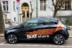 «Sixt»  kā pirmā premium klases auto noma pasaulē prezentē mobilitātes platformas aplikāciju tūrisma izstādē «ITB Berlin»  - «SIXT rent, SIXT share un 7